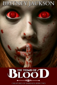 The Tomb of Blood Cover #3