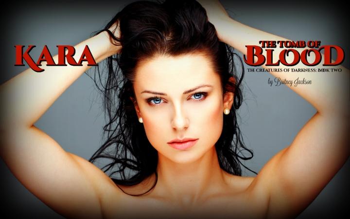 Brunette woman with wet hair beauty portrait