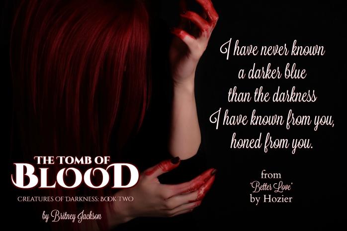 Tomb of Blood - Hozier Lyrics Graphic