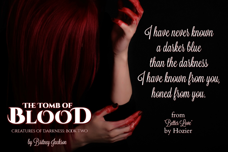 Tomb of Blood - Hozier Lyrics Graphic
