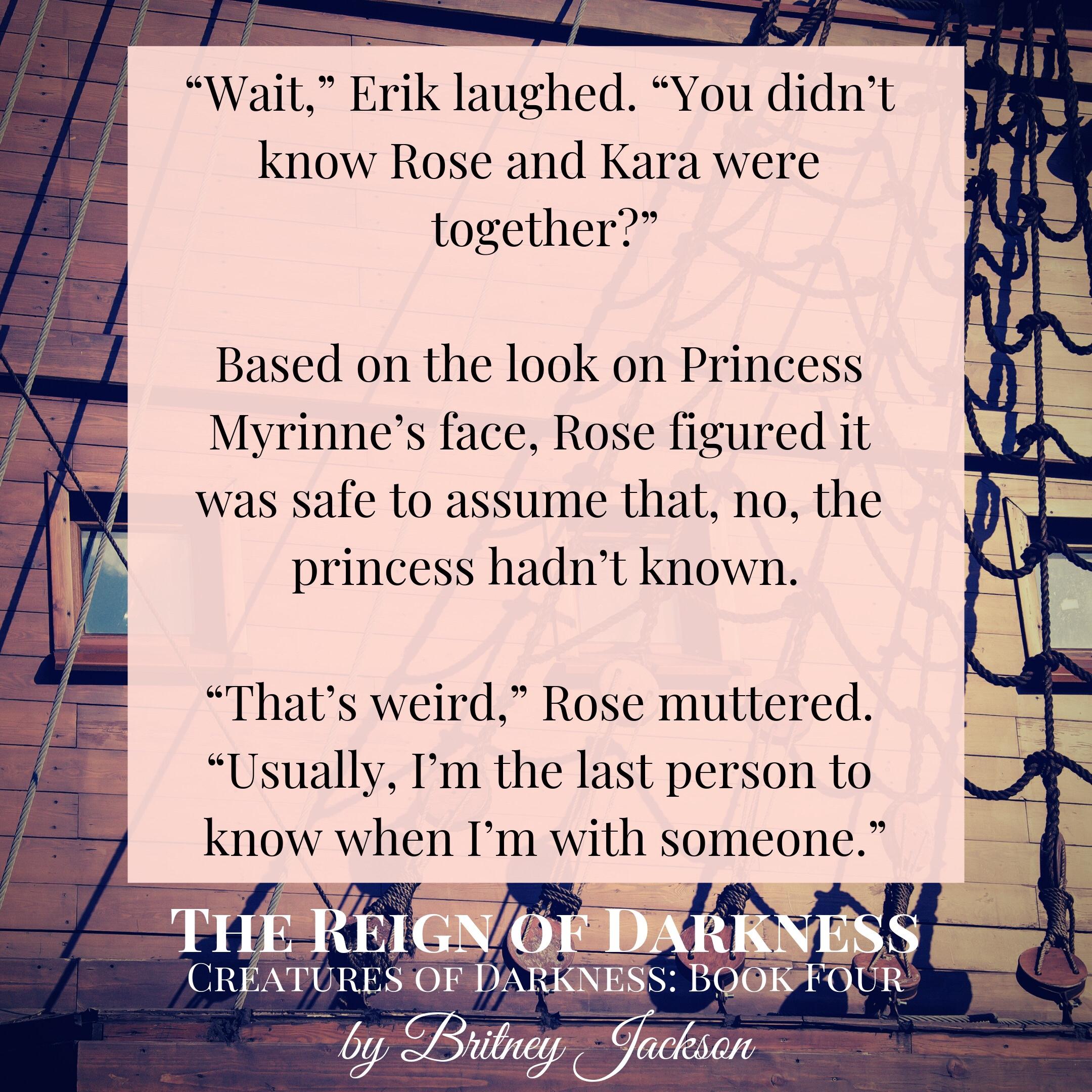 Teaser: Princess Myrinne